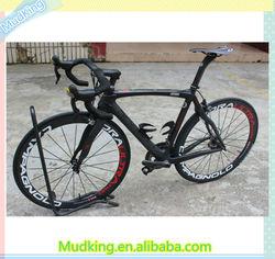 2014 new design Di2 carbon road bicycle, cheap carbon road bike