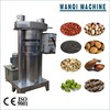 seed oil extraction hydraulic press machine/baobab seeds oil press machine/macadamia nut oil press