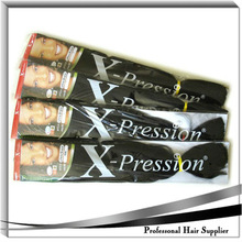 hot selling x-pression ultra braid,x-pression braid hair,expression premium collection hair extension