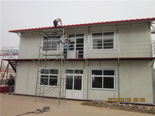 modular wide use fashion shanghai prefab house