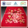 100% polyester blanket/mink blanket in China/thermal blanket