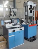 2014 top saler Computer Control Material Universal Tensile Testing Machine
