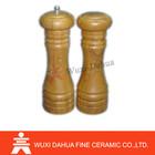 Favorable PricesTop Quality Unique Design Practical , Wood chili pepper grinder