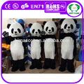 hi vendita calda bella panda costume mascotte