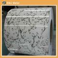 El precio de fábrica de acero galvanizado prepintado de la bobina( ppgi/ppgl)/color de acero revestido de la bobina/para techos de acero en china