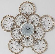 2014 Hot Sell Cheap Modern Home Decorative Metal Wall Clock