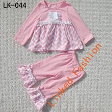 summer manufacturer fashion nice striped girls dress for kids