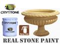 crystone de bajo voc naturaleza de arena del aerosol de la construcción de la pared pintura