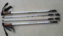 TUV/SGS good quality walking stick parts, walking pole, nordic walking stick
