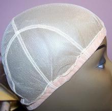 mesh weaving wig cap