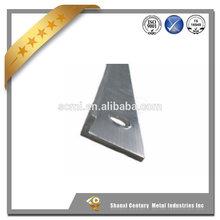Hot sale customized aluminum angle spring hanger tie bar