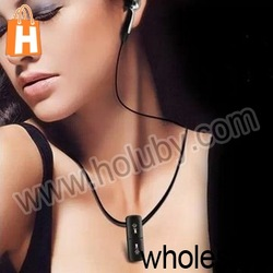 Touch MP3 Player,Mini Style 2GB Touch Button Necklace MP3 Player