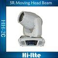 Arcilla hh-2c paky sharpy 200w sistema óptico de la viga en movimiento la cabeza tenue luz de la noche