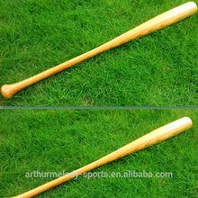 Made in china wholesale wood Ash baseball bats