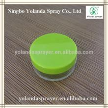 10ml Green Plastic Eye Cream / Simple Eye Cream Jar China Alibaba