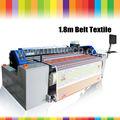 dx5 cabeças digital correia têxtil impressora 4 ou 8 cores opcional