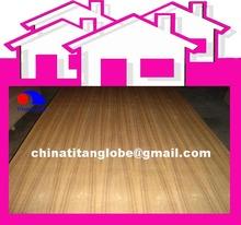 Natural Thailand Teak Plywood/Thai Teak Plywood/Fancy Plywood For Furniture - Titan Globe