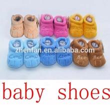 Autumn&Winter Coral Fleece New Design Baby Toddler Shoes