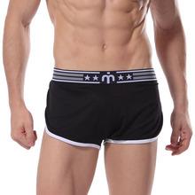High quality elastic sportswear fashion mens bermuda shorts
