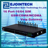 HOTSALE! !2014 Ejoin Good Price 16channels 64sims gsm voip gateway / 16 ports wifi voip ata