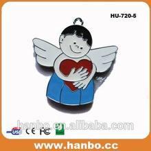2014 mini angel Diamond 8gb usb flash drive