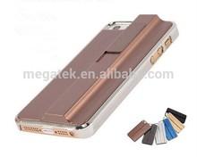 windproof cigarette lighter mobile phone shell lighter case for iphone 5 5s, for iphone case lighter ,for iphone 5 case lighter