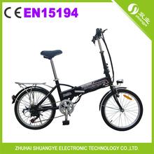 """cheap battery 20"""" pocket folding electric bike A1-7"""
