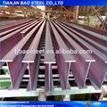 Galvanizado i beam/peso de acero/i viga i viga de hierro