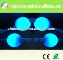 super bright muti-corlor single led string 12V 0.72W