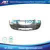 plastic bumper mould plastic prototype