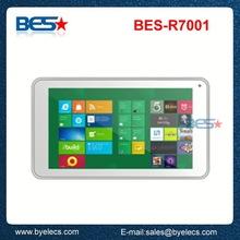 Custom manufacture otg gps dual core 1024x600 512M 4G tablet terminal