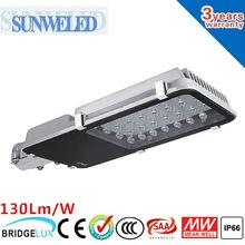 12V 24V 36V 100-277V 40w LED Street Light Replacement Bulbs 30W 40W 60W 80W 100W With Bridgelux Chips 130Lm/w