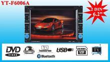 China vision car dvd player