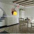contemporânea decoração quarto iluminado arandelas de parede