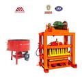 Qtj4-40 bajo nivel de inversión altos beneficios/prensas de ladrillos ecológicos/máquina para