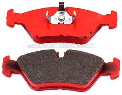 Brand OEM Atv Brake Pad For Porsche High Quality