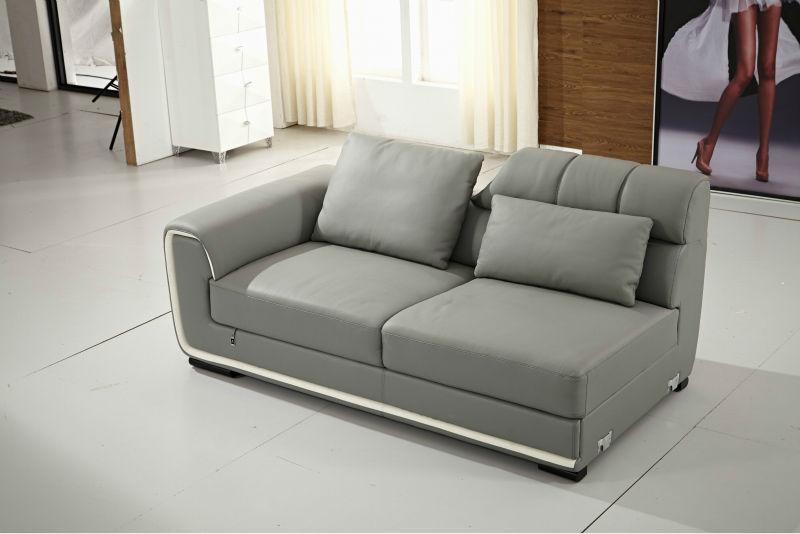 piccoli per soggiorno, moderno divano ad angolo in pelle fm159-Divani ...