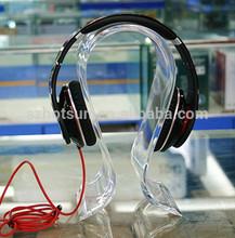 high-quality acrylic earphone display stand