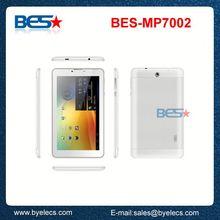 Big discount capacitive 7 inch 512M 4G 800x480 2g super slim tablets
