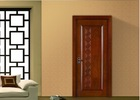 china interior fancy solid wooden door design