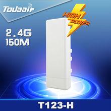 wireless networking 2km wifi range