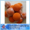 DN125 sponge rubber cleaning balls
