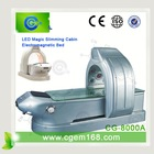 CG-8000A Led infrared ray light wave thigh slimming products for body shape