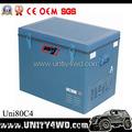 2014 nuevo estilo de equipo de camping 80 ltr compresor del refrigerador 12v