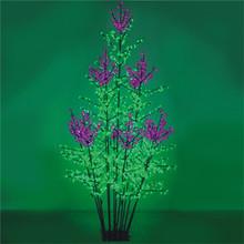 Shengjia QTY Of LEDs 2468PCS Lilac lighted thanksgiving decorations