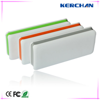 Factory price power bank color battery case for ipad mini