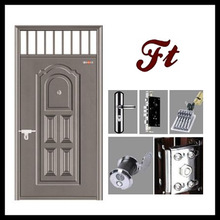 new style model steel security door to residence