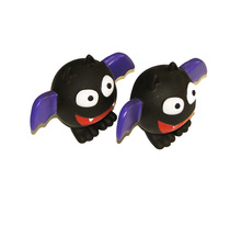New design Halloween bat toy for dogs squesky toy