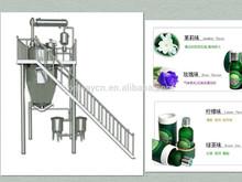 TQ citronella oil distillation plant