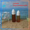 plastic e-juice bottle with childproof lid best sell!!